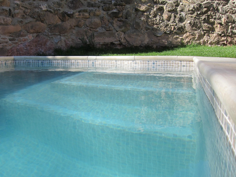 piscina turisme rural